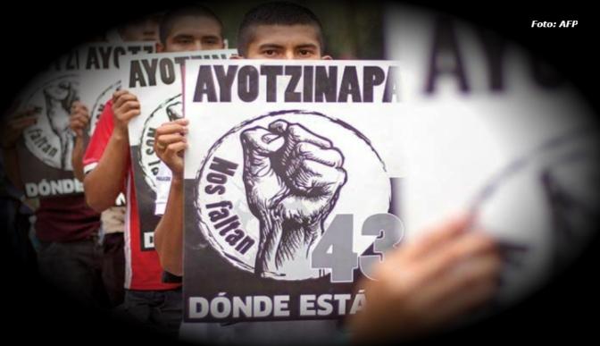 """Investigaciones del caso Ayotzinapa no avanzan después de tres años de la """"verdad histórica"""""""