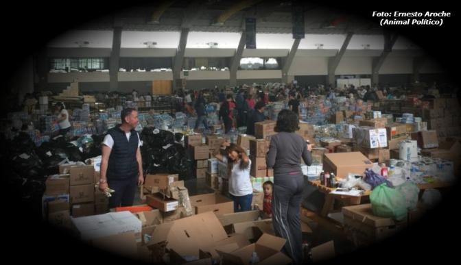 Ayuda condicionada o que no se entrega, las fallas que padecen víctimas del sismo en Puebla