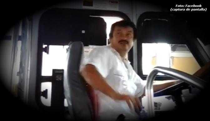 Indigno, trato a los adultos mayores en transporte urbano de Mérida: López Escoffié