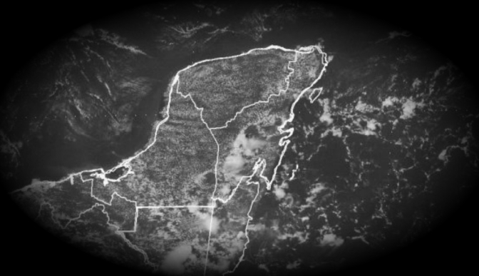 Calor y lluvias en los próximos días para la Península de Yucatán