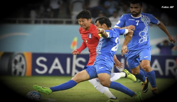 Corea del Sur clasifica al Mundial 2018