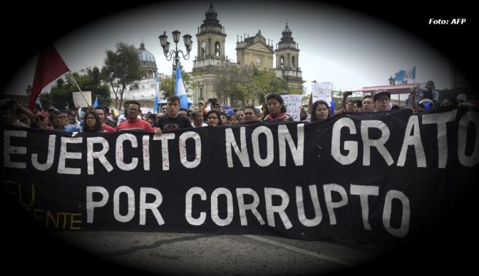 Guatemala será una república mafiosa o una democracia | Martín Rodríguez Pellecer