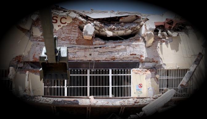 Según autoridades, se dañaron 2 mil 646 escuelas en Oaxaca y Chiapas tras el sismo del 7 de septiembre