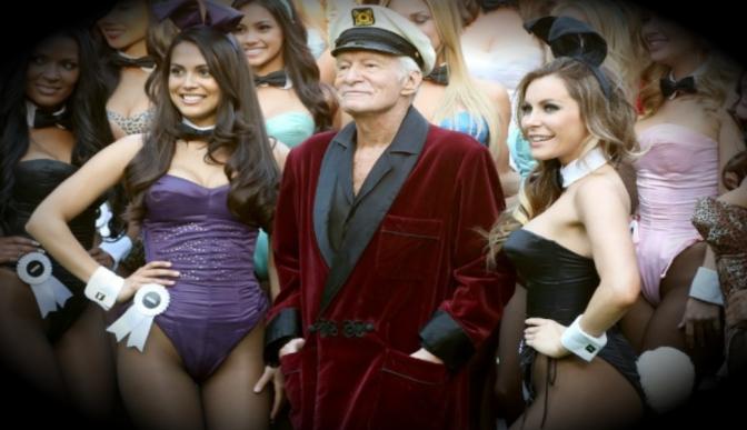 Muere Hugh Hefner, creador de las 'conejitas' y de 'Playboy'