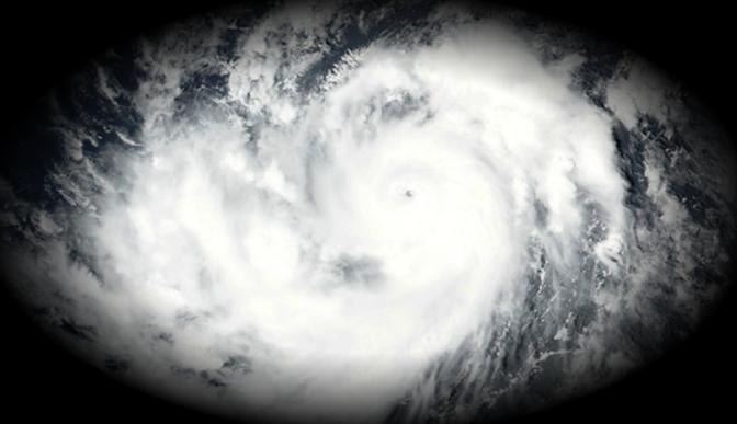 El huracán Irma arrasa la isla de San Martín