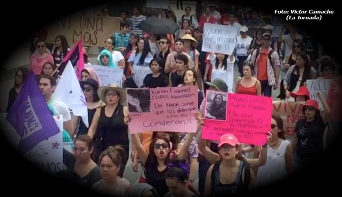 Feminicidios: que la gota derrame el vaso | La Jornada