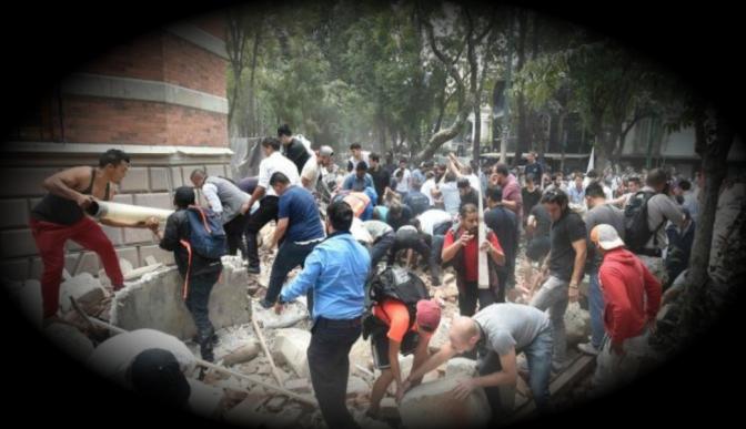 ¡Poder ciudadano!, lo que el sismo nos dejó | Víctor M. Toledo