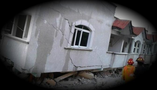 Autoridades tiran casas dañadas sin compromiso de construir otras