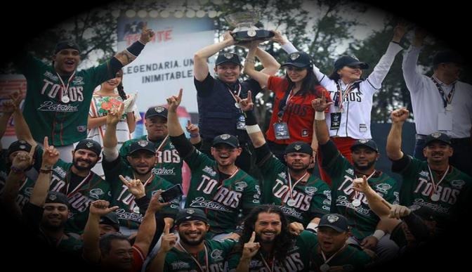 Con soberanía, Toros de Tijuana es campeón de la Liga Mexicana de Béisbol