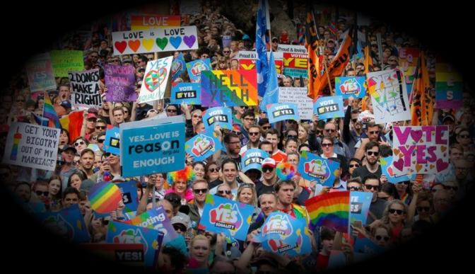 Australia inicia encuesta para legalizar matrimonio homosexual