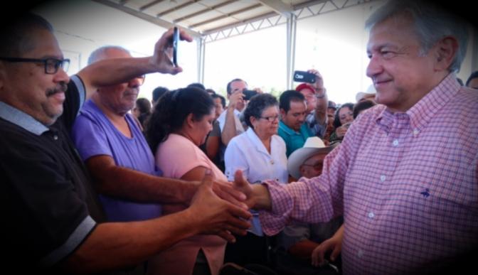 Peña es el payaso de las cachetadas, pero el padre de la desigualdad moderna es Salinas: AMLO