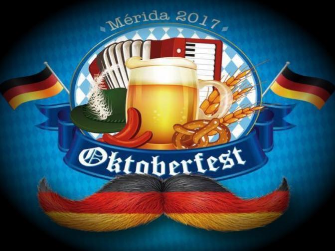 Gastronomía y cervaza en la XV edición del Oktoberfest Mérida