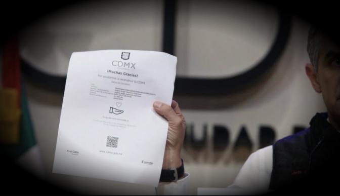 Piden a empleados de CDMX aportar más de lo que ya donó Mancera