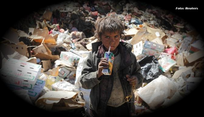 El hambre, la mayor vergüenza del mundo | Silvia Martínez