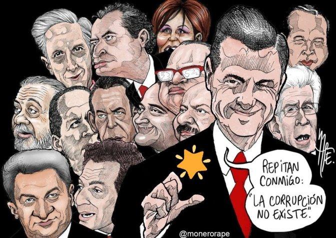 ¿La punta del iceberg de la corrupción en México? | Sandra Weiss