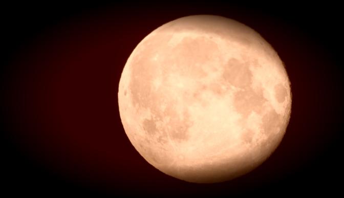 Súper Luna arranca los eventos astronómicos de 2018