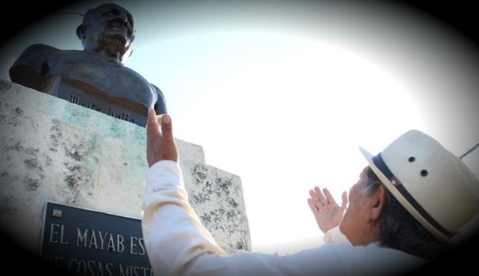 Recuerdan el legado de Antonio Mediz Bolio al conmemorarse su 133 aniversario de natalicio
