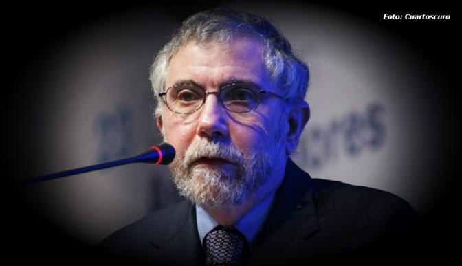 AMLO no es como Chávez: Paul Krugman, Nobel de Economía