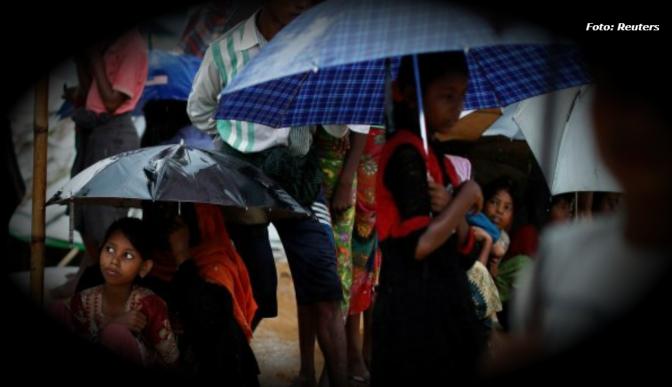 Los niños, los más afectados entre los refugiados rohingyas | Janira Gómez Muñoz