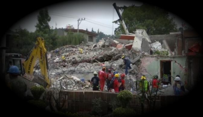 San Gregorio, el pueblo desolado por terremoto del 19 de septiembre en México