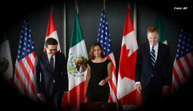 Los preparativos en México ante el posible colapso del TLCAN   Elisabeth Malkin