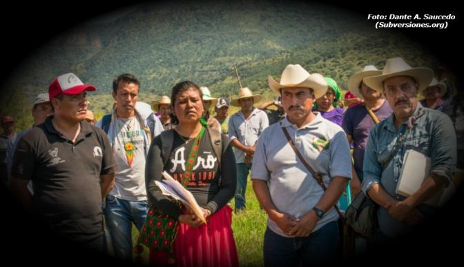 En Jalisco, los wixárikas recuperan tierras y avanzan en la defensa de sus territorios