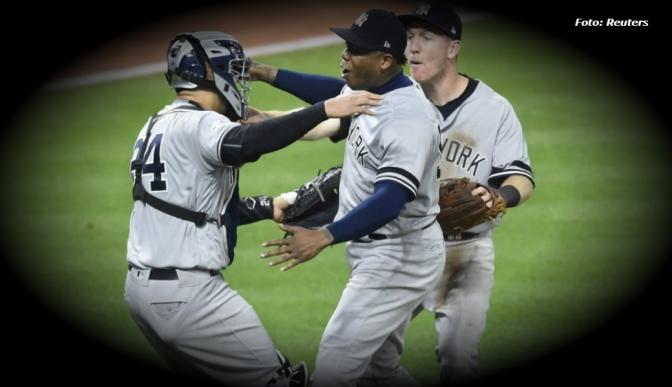 Los Yankees eliminan a los Indios y van a la final de la Liga Americana