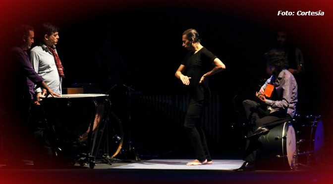 Mérida, Capital Americana de la Cultura 2017, presenta FLA.CO.MEN, un concierto de Israel Galván