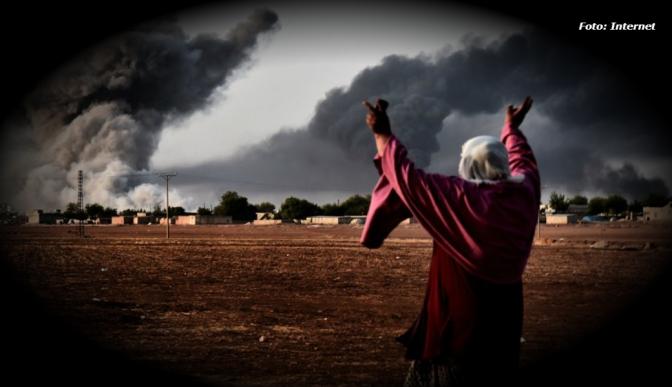 El caos de Medio Oriente | Guillermo Almeyra