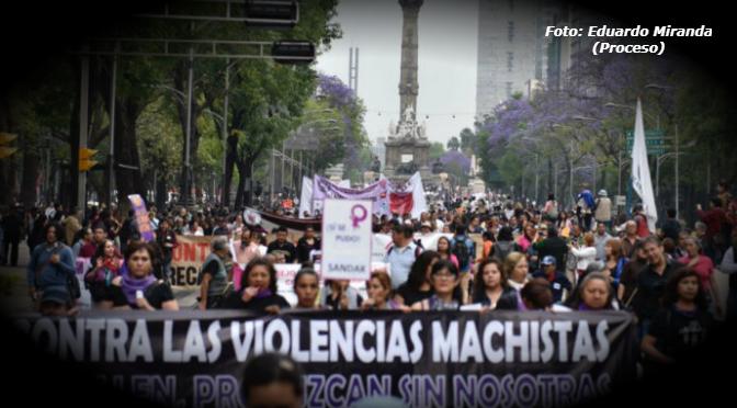 En México las violencias machistas son normalizadas y toleradas: Amnistía Internacional