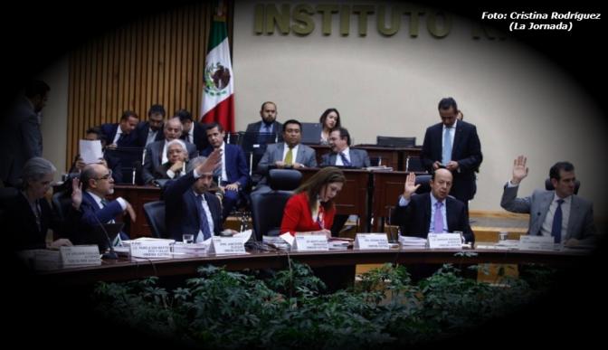 Acuerdo del INE sobre candidatos desata tormenta en todos los partidos políticos