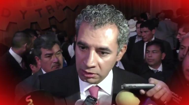 El temor de Enrique Ocho Reza