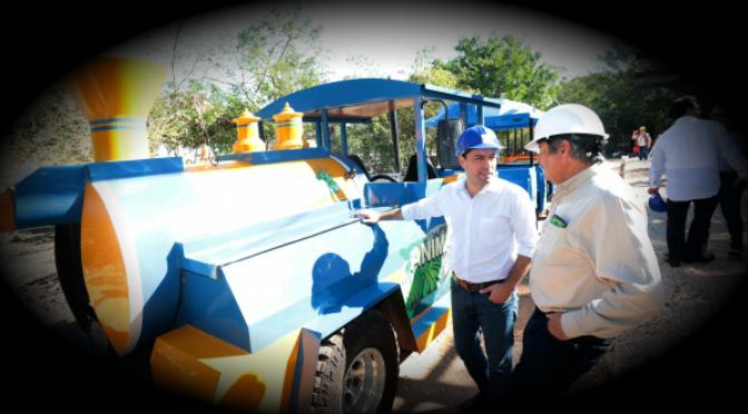 Que en Mérida se desarrollan y renuevan los espacios públicos