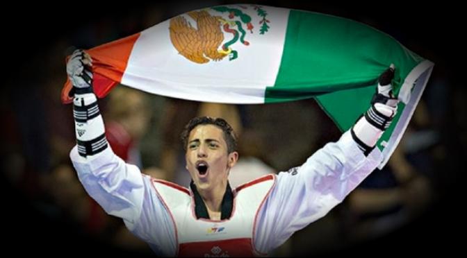 Taekwondo mexicano cierra 2017 con competidores en Top Ten mundial