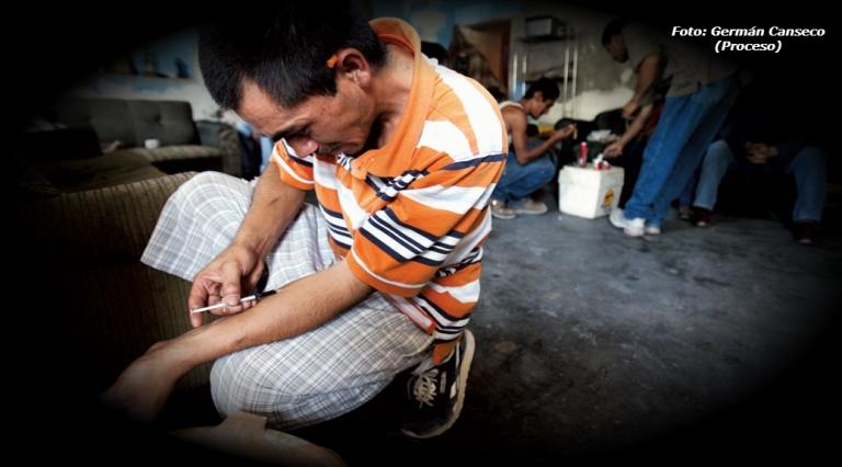 México dejó de ser puente de tránsito de drogas para convertirse en consumidor: WP