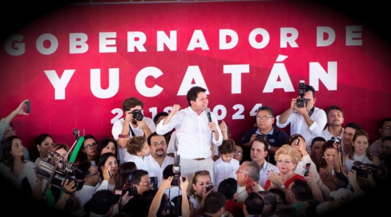 El PRI ganaría la Gubernatura en Yucatán hasta por 17 puntos, según una primera encuesta