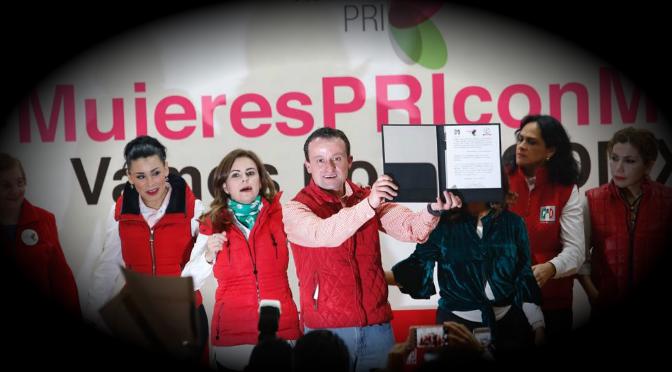 El PRI dice que los capitalinos ya están hartos de 20 años del PRD