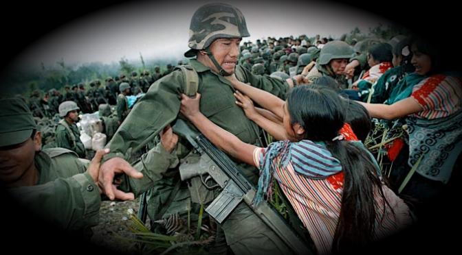 Riesgo real para todos, militarizar la seguridad en México