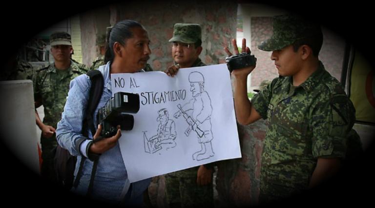 Libertad de expresión en México bajo ataque con Ley de Seguridad Interior: CIDH y ONU