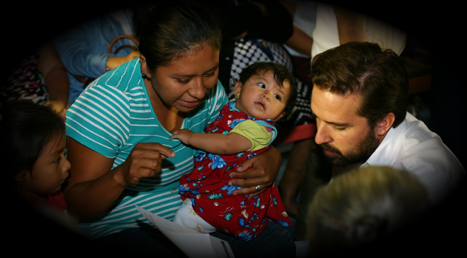 Pablo Gamboa gestionó espacios que brindarán salud y seguridad a los yucatecos