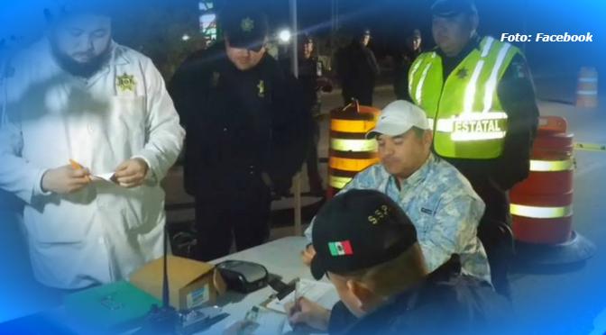 "Renán Barrera Concha, ""víctima del alcoholímetro"""