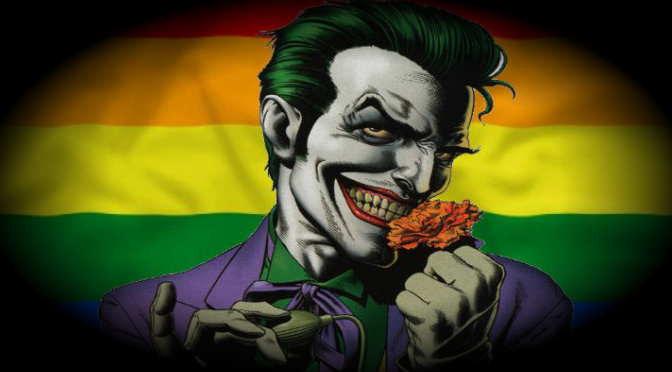 ¿The Joker gay?; fans piden que lo contemple DC