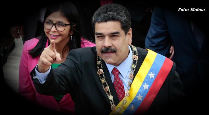 Elecciones presidenciales en Venezuela antes del 30 de abril