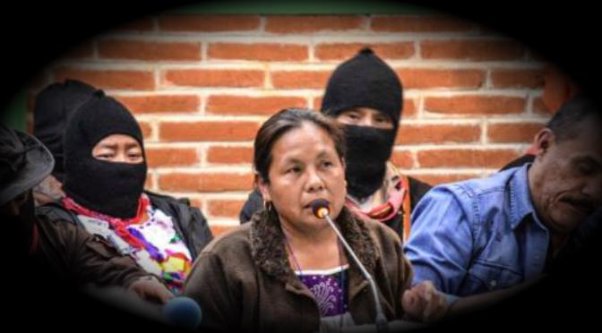 Marichuy, muy lejos ya de la boleta electoral   Héctor Estrada