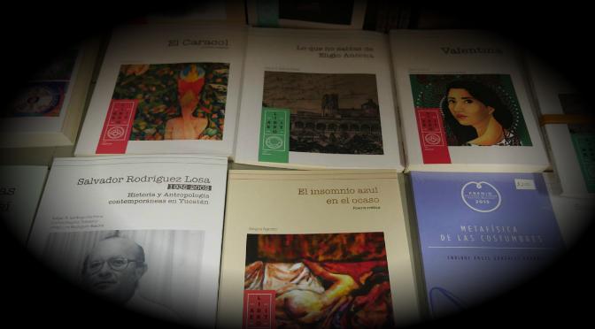 Librería de la Sedeculta oferta más de 420 títulos