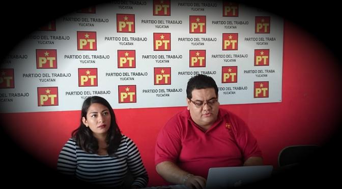 Mauricio Vila se autopromocionó con el dinero de los meridanos y ahora es denunciado por el PT