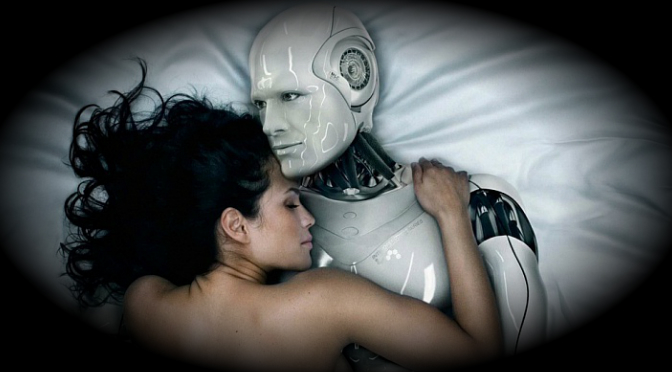Robots sexuales, la nueva era de las relaciones