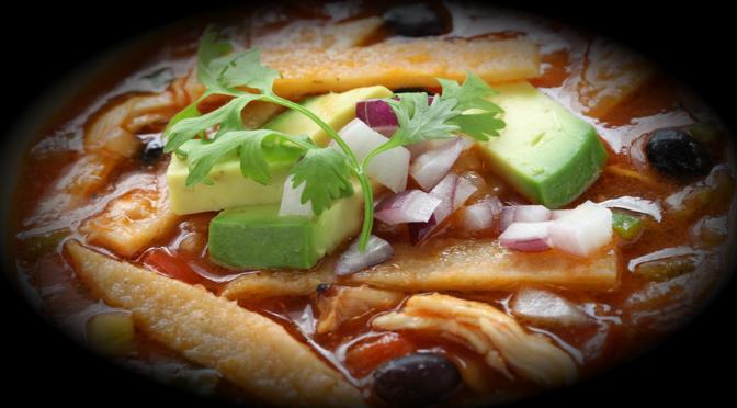 La sopa de tortilla y su historia