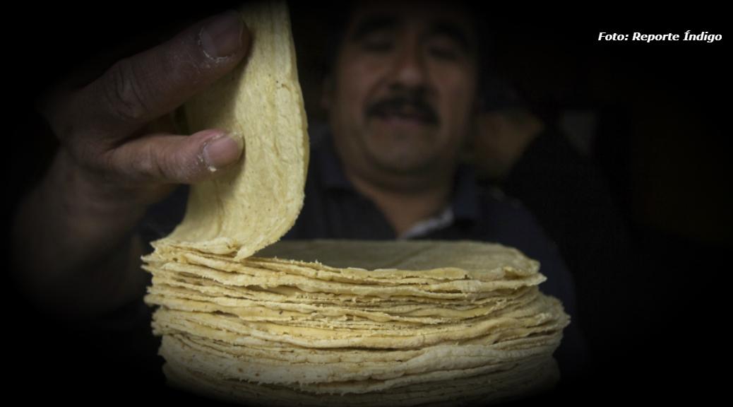 Feliz Año Nuevo: Sube la tortilla; se venderá hasta en 17 pesos