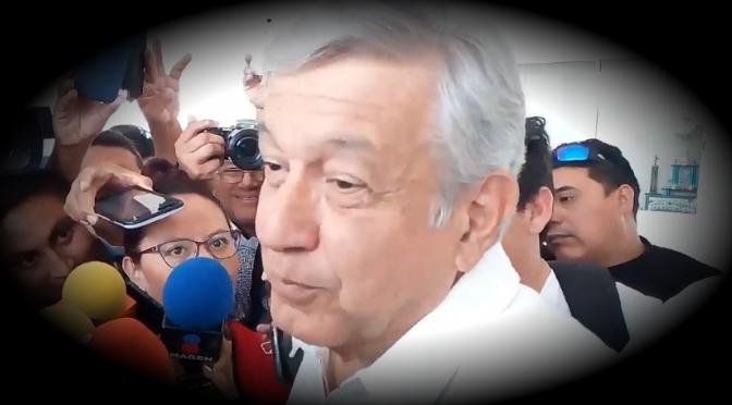 Morena va a proteger los votos: AMLO